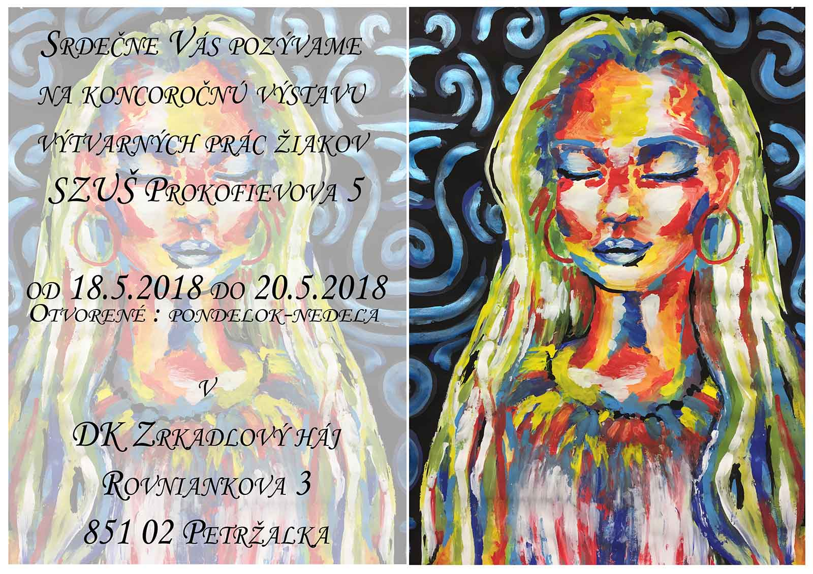Vystava DK Zrkadlovy haj